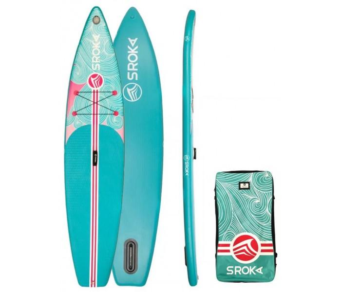 Paddle gonflable Sroka Girly 11' x 30
