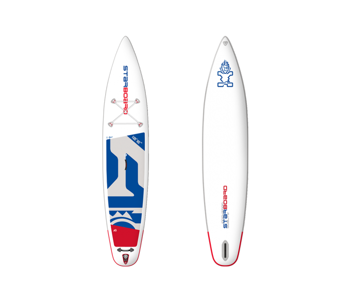 Paddle gonflable Starboard 12'6 x 30 Touring Zen