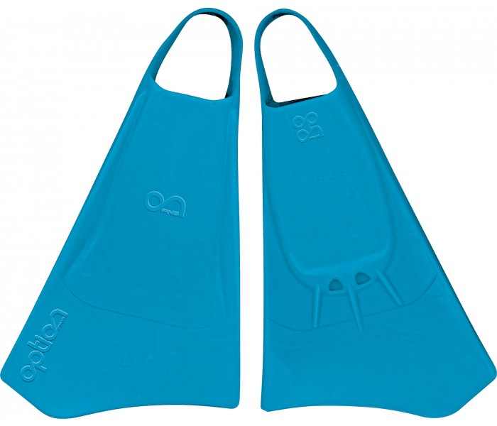 Palmes de body Option (Bleu)