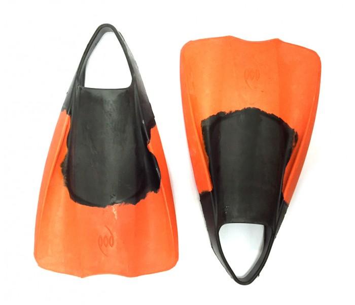 Palmes bodyboard POD  PF1 (Noir/Orange)