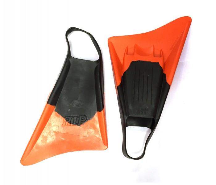 Palmes de bodyboard RIP (Noir/Orange)