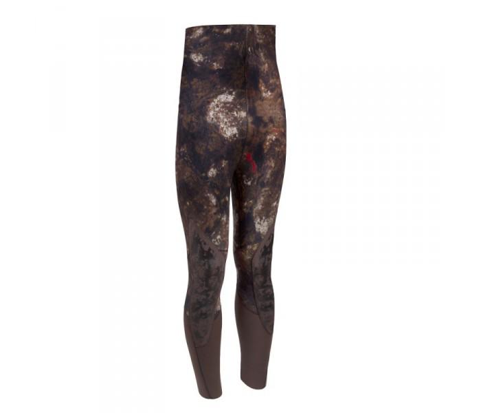 Pantalon Bas Beuchat Rocksea 7 mm Trigocamo Wide