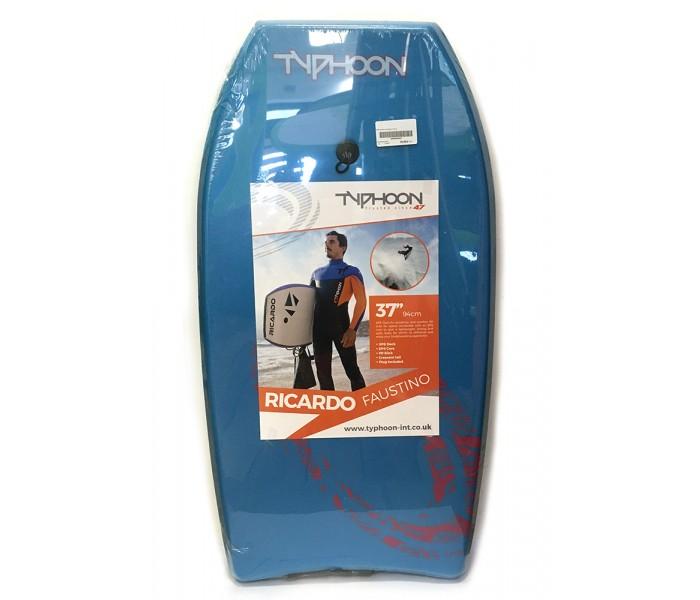 Bodyboard Typhoon 37 (Bleu)