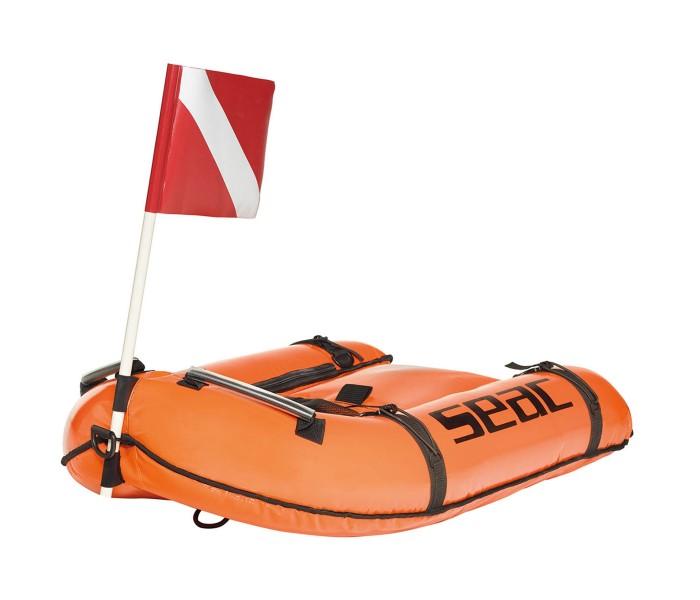 Planche de chasse sous-marine Seac Bounty