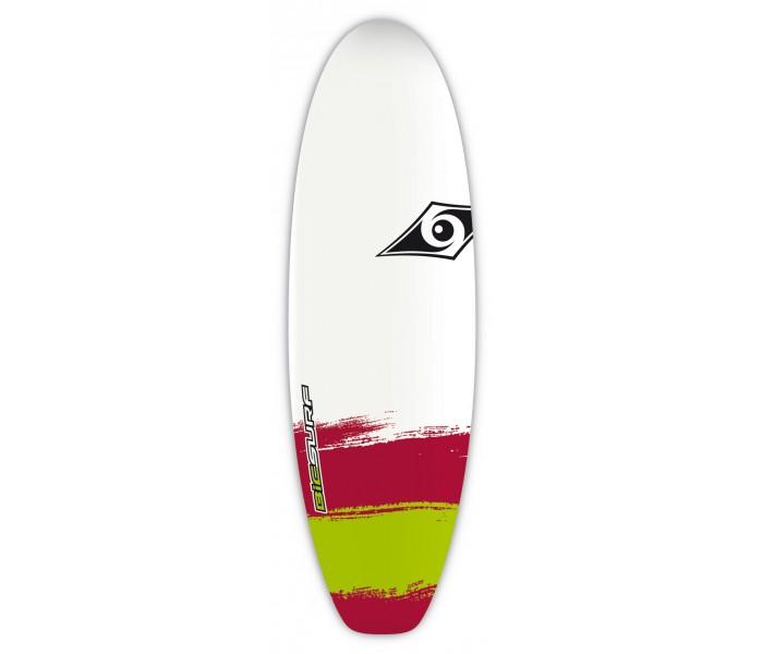 Planche de surf en mousse Paint 5'6 Shortboard 2017