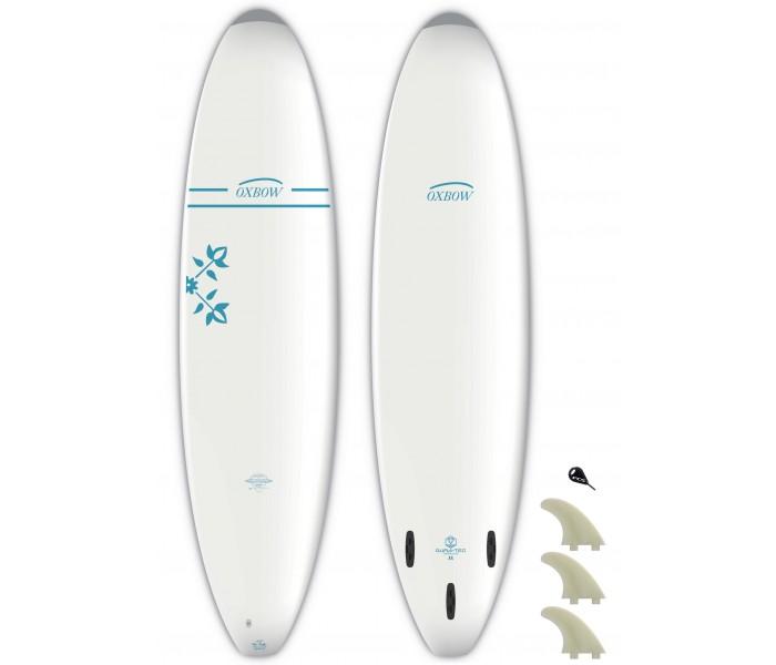Planche de surf Oxbow 7.3 Mini malibu Bic 2020