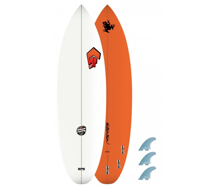 Planche de surf Superfrog Carrot Cake 6'2