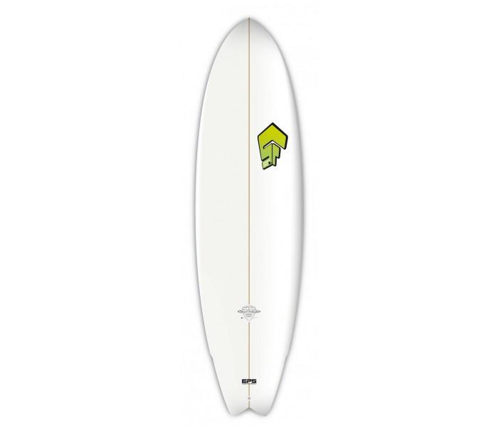 planche de surf superfrog 6 39 4 hydro fish le surf hydro. Black Bedroom Furniture Sets. Home Design Ideas