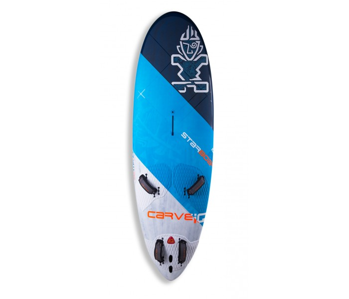 Planche Starboard Carve IQ 141 (Flax Balsa Ready to Foil) 2018