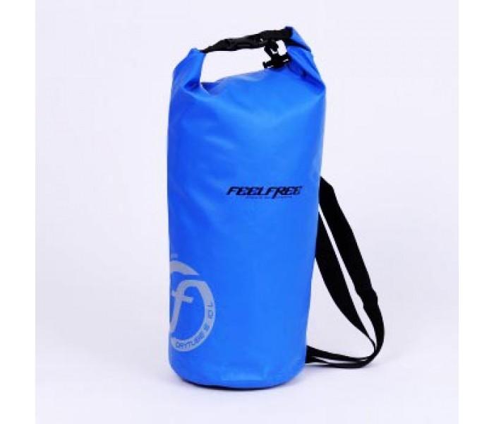 sac étanche Feelfree dry tube 10 litres bleu