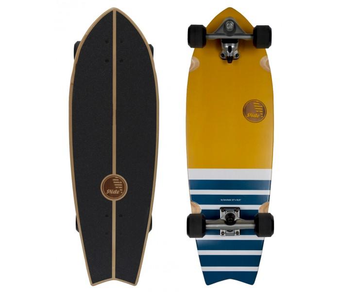 SurfSkate Slide Fish Marrajo 32 (Pour Carver)