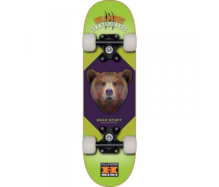 Skate Hillmore mini Bear Spirit