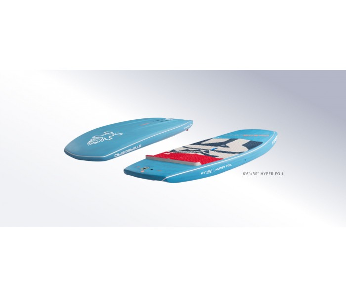 Planche de SUP Foil Starboard 6'6x30 Hyper foil Starlite
