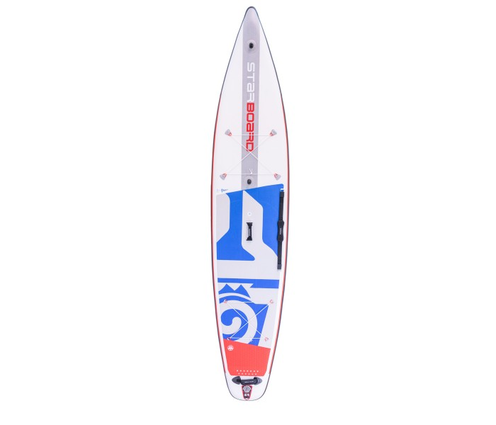 SUP Paddle gonflable Starboard 12'6 X 30 X 6 Touring Zen 2019