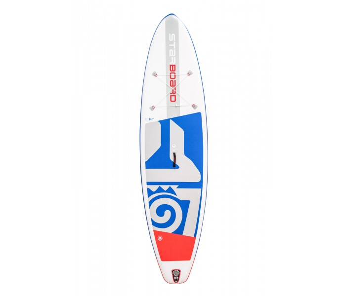 SUP Paddle gonflable Starboard 10'8 x 33 x 5.5 iGo Zen Lite 2019