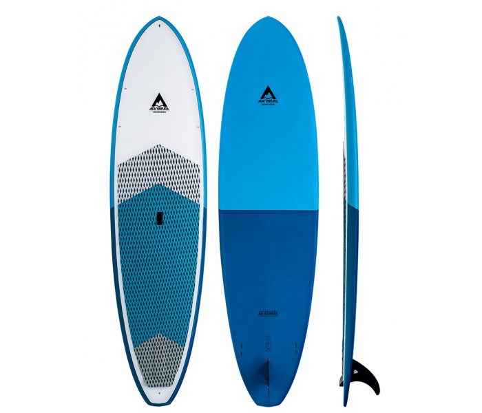 SUP paddle GSI Adventure All Rounder X1 10'6 (Bleu)