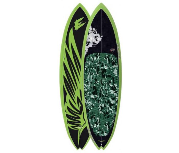 SUP de surf Exocet Fish 8'11'' x 30'' (Carbone)