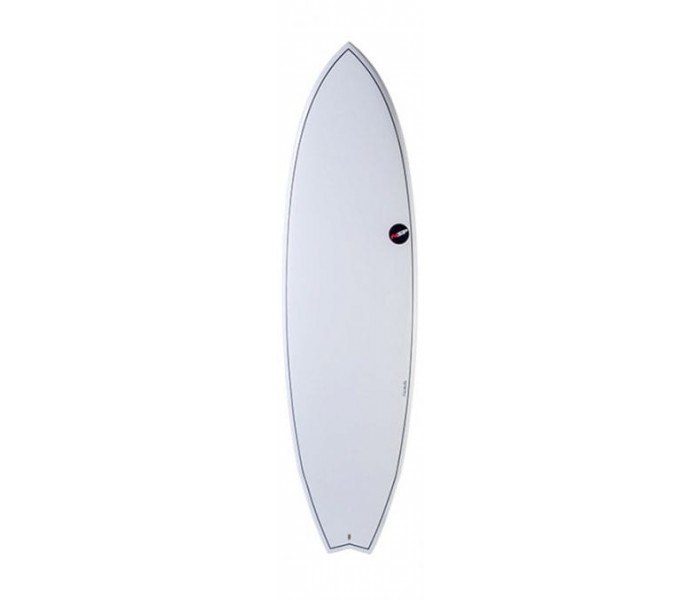 Surf Nsp Fish 6'0 White Elements