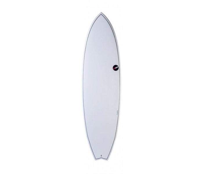 Surf Nsp Fish 6'8 White Elements