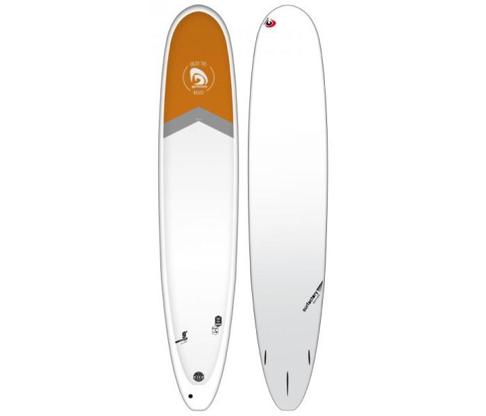 Surf Surfactory Longboard 8 Authentic (Orange)