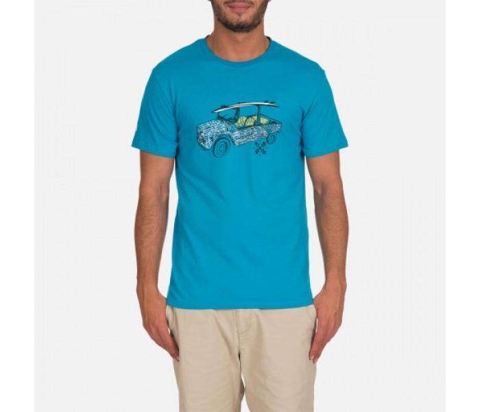 Tee Oxbow Amba Shirt Bleu Homme wiukXOPTZ