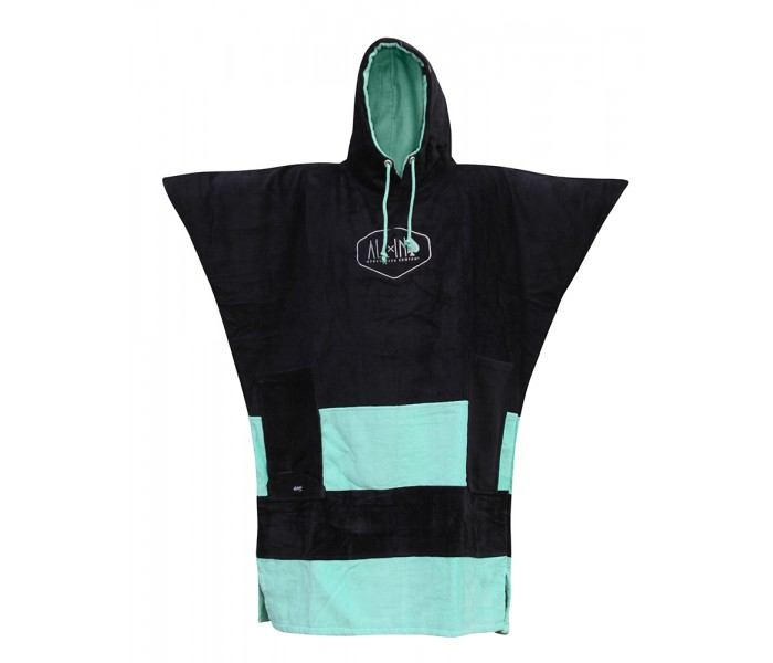 Poncho All-in V Flash (Black/Turquoise)