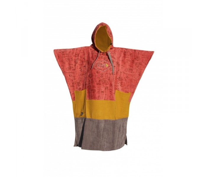 Poncho All-in V Bumpy (Camping Print)