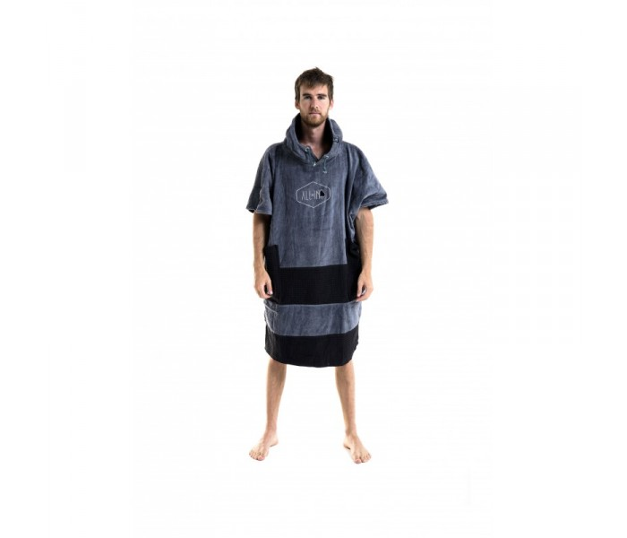 Poncho All-in V Bumpy (Charcoal/Black)