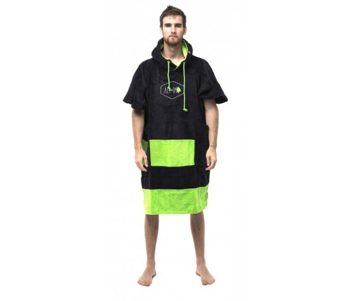 Poncho All-in V Flash (Black/Green)