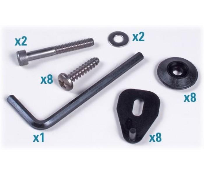 Visserie TrimBox pour Bic Techno 293 (<2009) et Bic techno Core 112/135