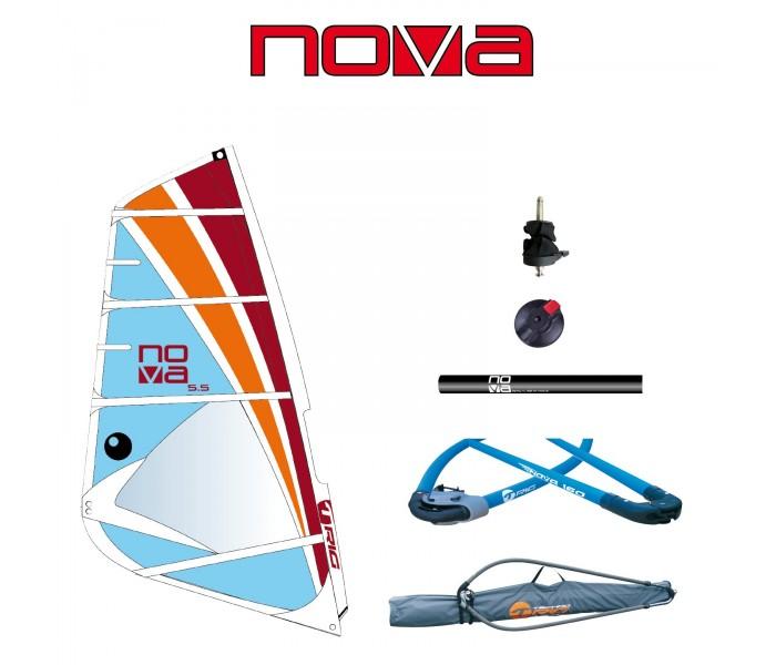 Pack Gréement complet voile Bic Nova