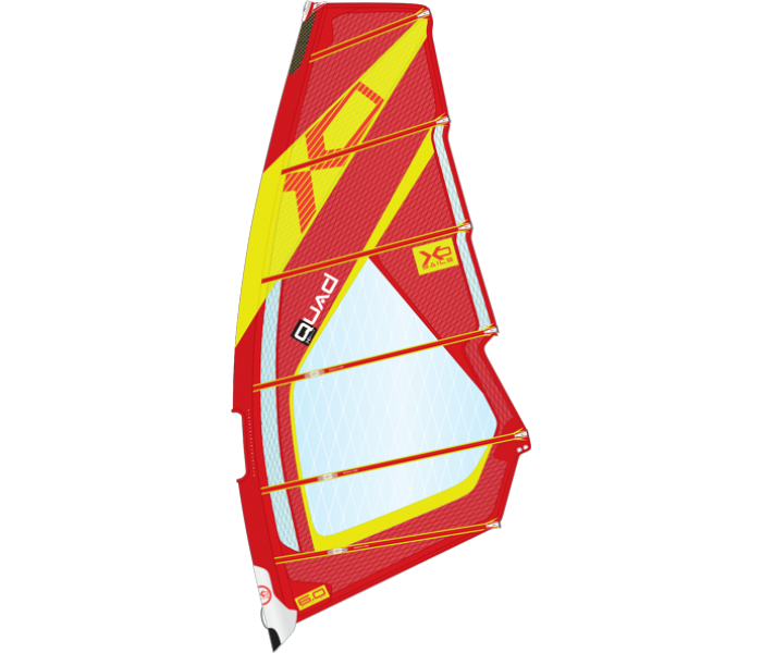 Voile XO Sails Quad (7.2 m ²) 2019