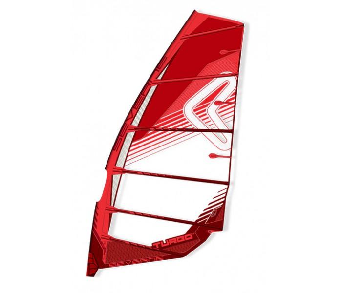 Voile Severne Turbo GT 7.5 m² 2020 (CC3 : Rouge)