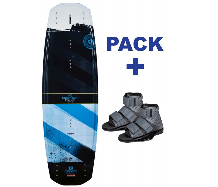 Pack Wake Obrien Fremont 143 + Connect (41-45)