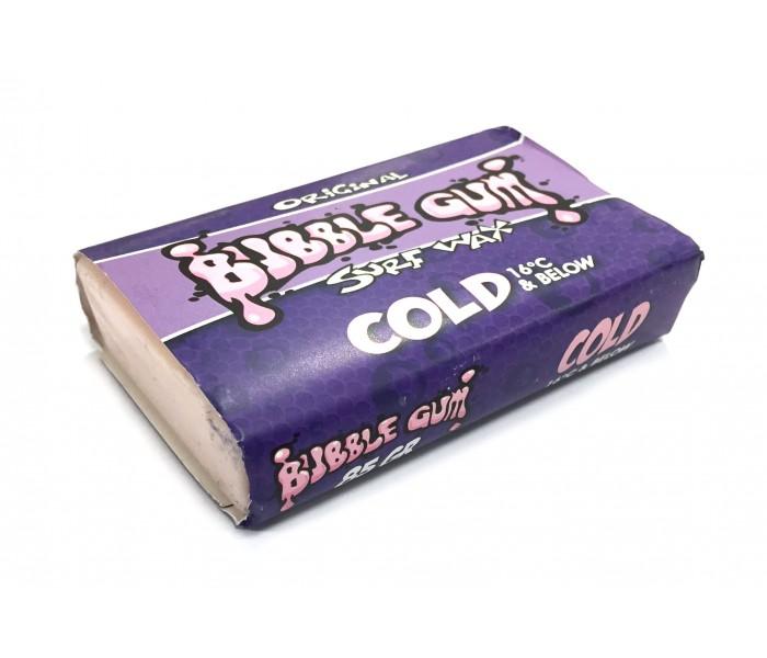 Wax Bubble Gum (Cold)