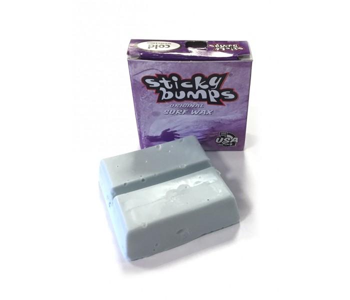 Wax Sticky Bumps Cold (en dessous de 15°C)