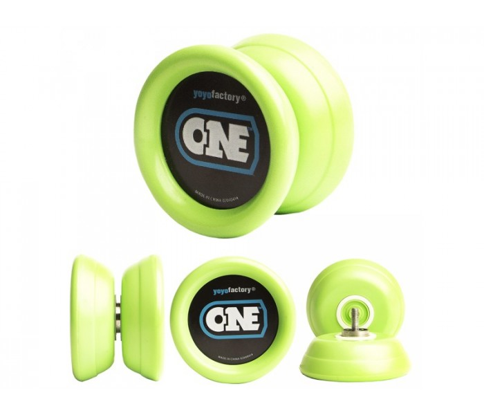 Yoyo Factory One Green