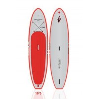 SUP gonflable Exocet Discovery 10'6 (Rouge)