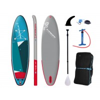 "Paddle gonflable Starboard iGO  10'8 x 33"" Zen ZSC (Pack complet)"