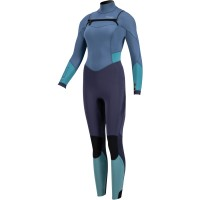 Combinaison Femme Prolimit Fire Freezip 5/3 mm (Navy/Blue)