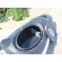 coffre arrière kayak Abaco