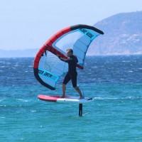 Aile de Wing surf Takuma Wing Rider 4 m²