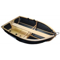 Barque pliable Nautiraid Coracle 190