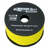 Bobine de fil Beuchat en Nylon Kevlar 50m (1.5mm)