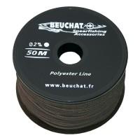 Bobine de fil Beuchat en nylon 50m 2mm