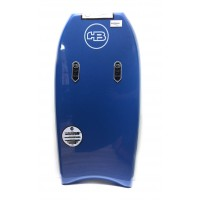 Bodyboard HB Hot Buttered Epic Dual 44 PE (Bleu/Blanc)
