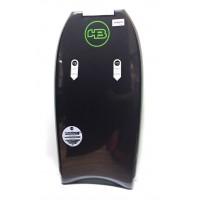 Bodyboard HB Hot Buttered Epic Dual 41 PE (Noir/Vert)