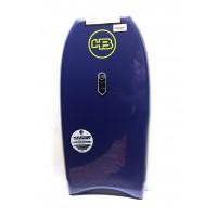 Bodyboard HB Hot Buttered Epic Tech 41 PE (Bleu/Jaune)