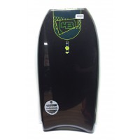 Bodyboard HB Hot Buttered Epic Tech 44 PE (Noir/Blanc)