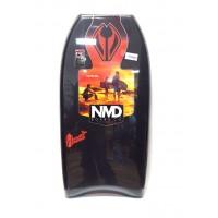 Body NMD Element 42 PE HD (Noir/noir/orange)